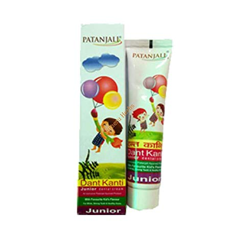 PATANJALI DANT KANTI JUNIOR TOOTH PASTE 100GM