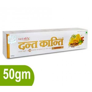 PATANJALI DANT KANTI ADVANCE TOOTH PASTE 50GM